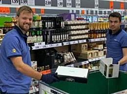 法网冠军超市做兼职 克拉维茨甚至没有资格成为收银员