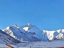 珠峰高度将被精确测量 计划在5月份开展登顶测量