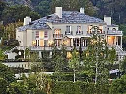 马斯克出售豪宅