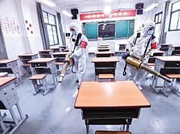 武汉高三年级5月6日统一开学 武汉将适当缩短暑假时间