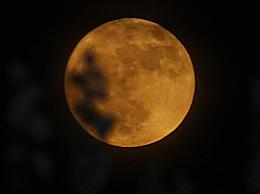 今年最后一次超级月亮7日晚现身