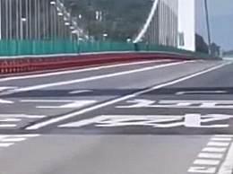 虎门大桥异常抖动原因:受主桥风速大影响,产生涡振