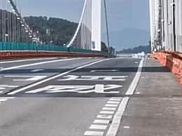 虎门大桥仍振动怎么回事