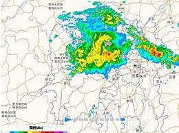 湖南发布暴雨预警