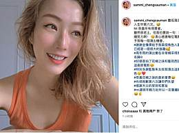 郑秀文回应六次陪跑金像奖