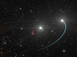 天文学家发现离太阳系最近黑洞
