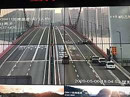 虎门大桥涡振持续超20小时