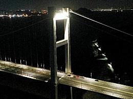 """虎门大桥为何会""""发抖"""""""