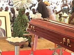 安哥拉大老爹去世