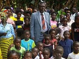 传奇!安哥拉当地大老爹去世 曾娶49个妻子生下子孙500人
