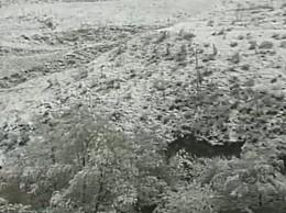 甘肃入夏多地降雪