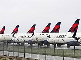 全球超三分之二的客机停飞