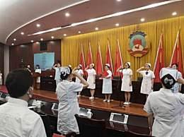 512护士节致敬疫情护士祝福语