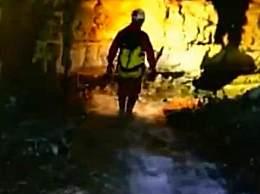 汉中天坑群发现大量古生物化石