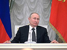 普京宣布全俄结束带薪休假