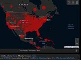 美国新冠肺炎死亡病例超8万