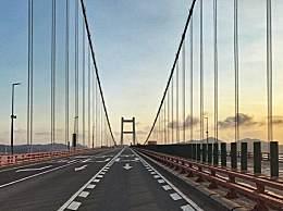 虎门大桥悬索桥评估