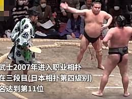 日本28岁相扑选手因新冠去世