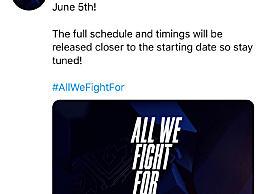 LPL夏季赛时间 LPL推特公布夏季赛开赛时间6月5日