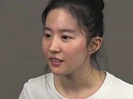 刘亦菲试镜花木兰视频 导演称推后六个月对上她的档期是最棒的决定