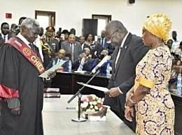 南苏丹副总统及其妻子患新冠