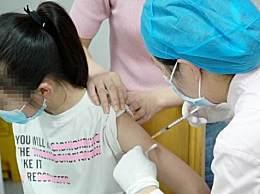 国产HPV疫苗首针
