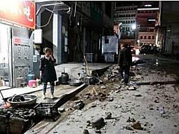 云南5.0级地震造成4死24伤