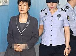 朴槿惠案终审重审