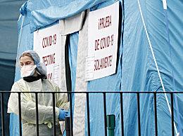 全球疫情美国确诊超154万