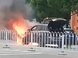 理想汽车回应自燃事件