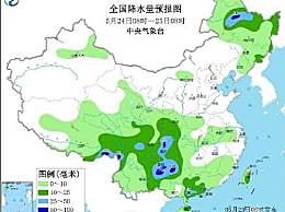 多地河流可能发生超警洪水