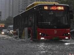 广州暴雨引泥石流