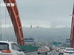 广州出现云墙怎么回事