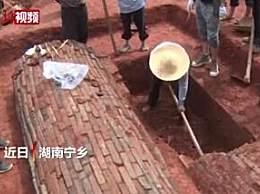 北宋古墓发现过仙桥