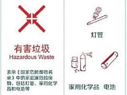 垃圾分类标准全国统一