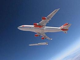 客机发射火箭现异常