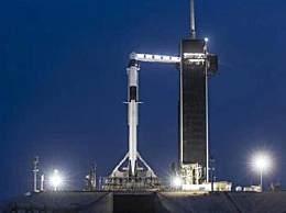 SpaceX载人火箭发射延期