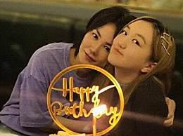 王菲为李嫣庆14岁生日