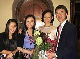 陈冲大女儿哈佛毕业