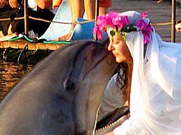 跨越物种的恋爱!盘点轰动的全球十大人兽恋