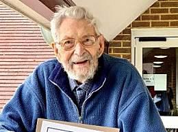 世界最长寿男性去世 享年112岁