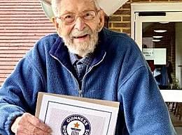 吉尼斯认证世界最长寿男性去世