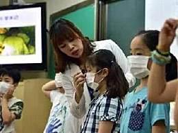 韩国首现儿童怪病