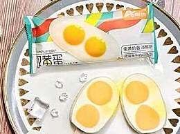 网红双蛋黄雪糕多次抽检不合格