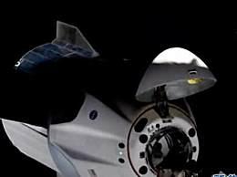 龙飞船国际空间站成功对接 两名美国宇航员进入空间站