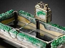世界上最贵的打火机 拍出百万天价