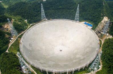 中国天眼9月预计可启动地外文明搜索 有潜力探测数千颗地外行星