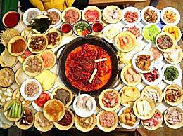 在重庆回锅肉里吃到青椒报警