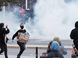 抗议浪潮蔓延至加拿大