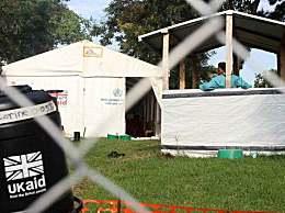 刚果暴发新一轮埃博拉疫情